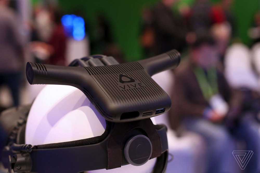 HTC's Vive Wireless Adapter will cost $300, preorders start September 5th - Read More from The Verge