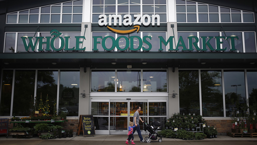 Amazon's Whole Foods Price Cuts Brought 25% Jump in Customers - Read More from Bloomberg