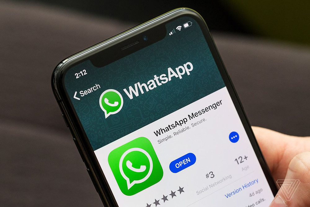 WhatsApp's new group video calling feature is now live - Read More from The Verge