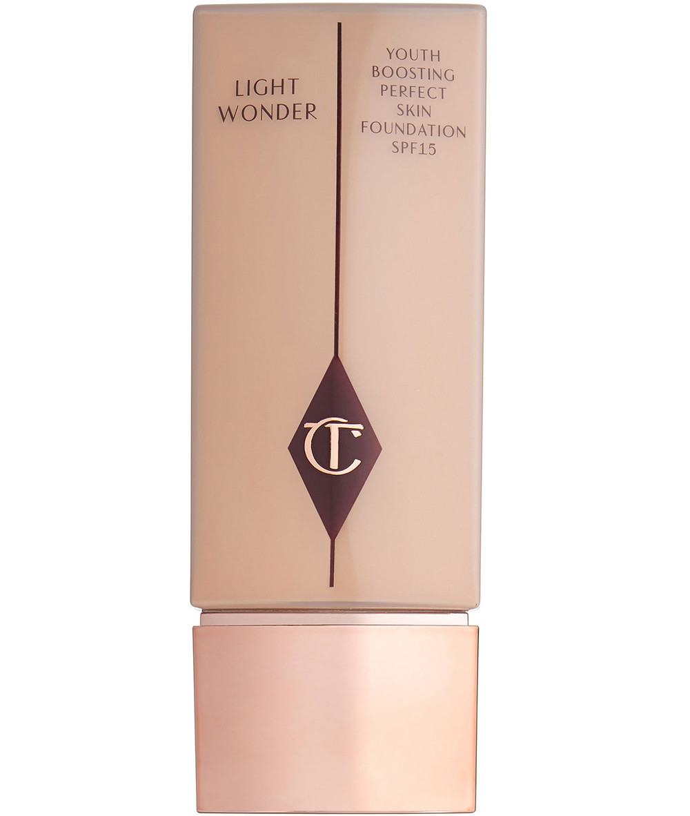 Charlotte Tilbury Light Wonder Youth-Boosting Perfect Skin Foundation $46