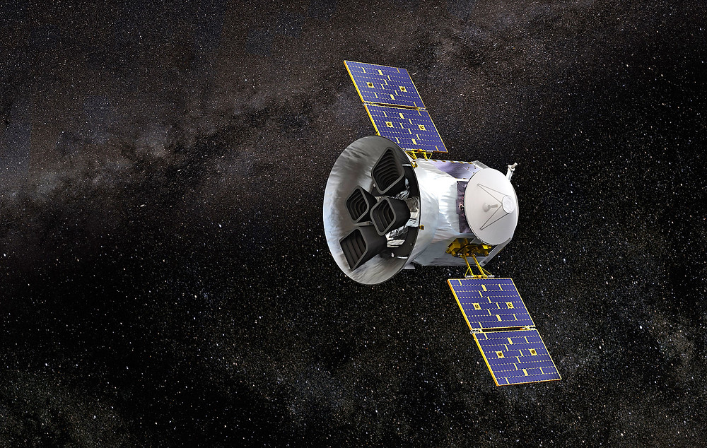 NASA's TESS spacecraft begins its search for exoplanets - Read More from Engadget