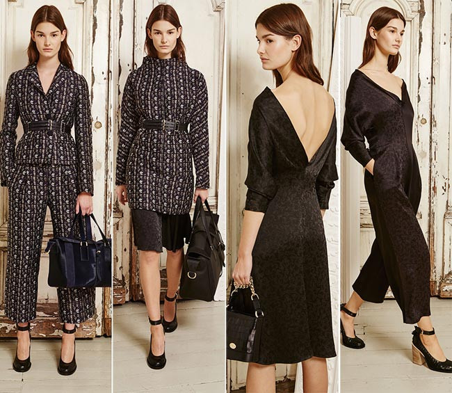 Mulberry Fall/Winter 2015-2016 (All can be worn in the day and night)