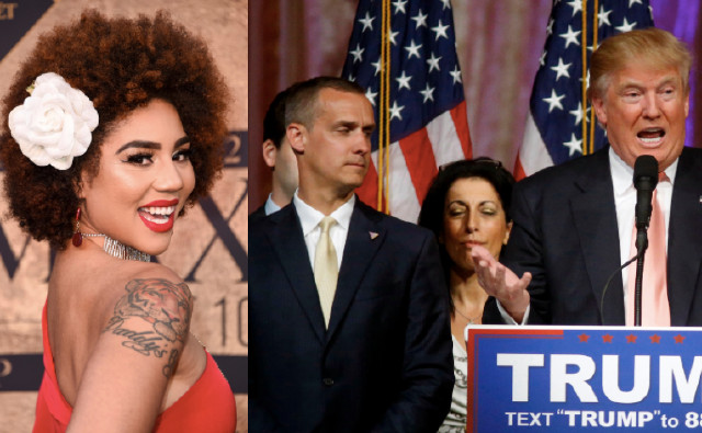 A Pro-Trump Singer Has Filed A Sexual Assault Complaint Against Corey Lewandowski - Read More from Buzzfeed News