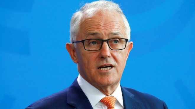 Malcolm Turnbull: Australian PM survives leadership challenge - Read More from BBC News