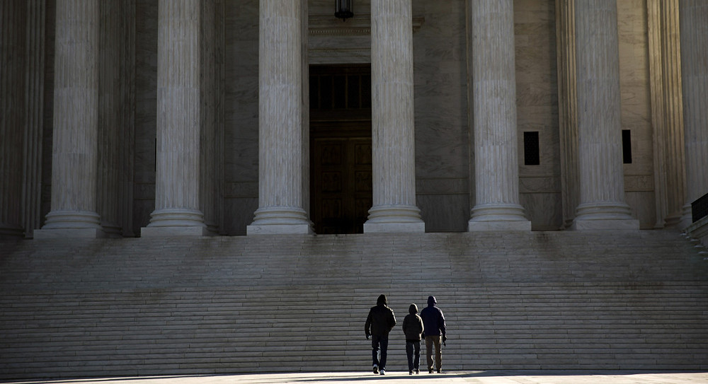 Supreme Court sets guidelines for DACA legal fight - Read More from Politico