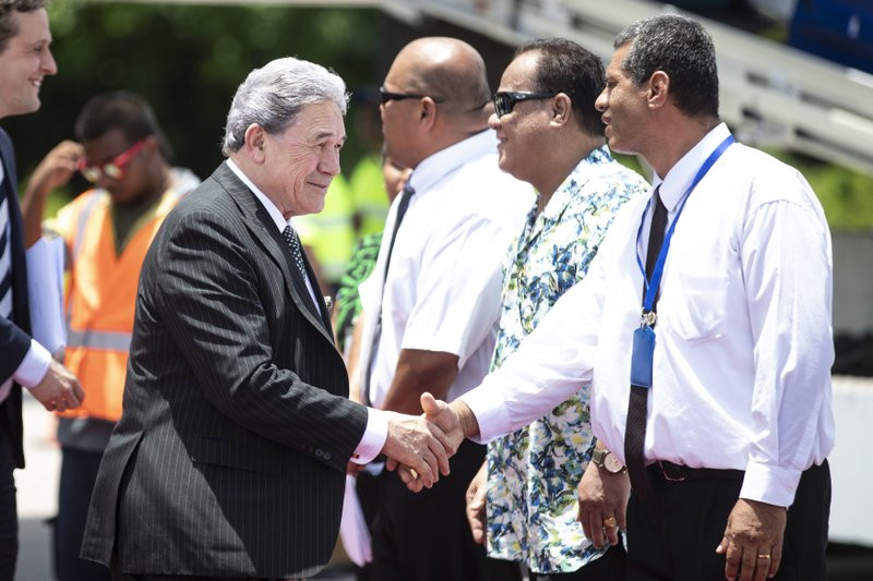 Fate of Nauru refugees casts shadow over Pacific conference - Read More from Associated Press