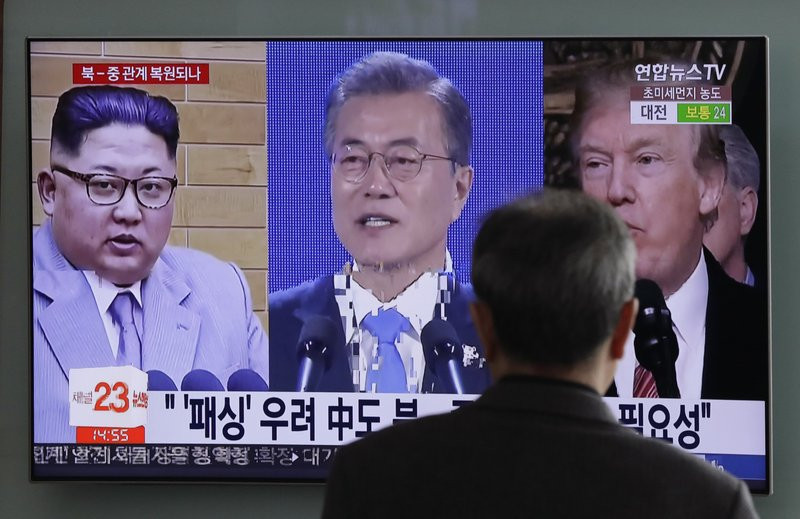 Denuclearization, improving ties on Korean summit agenda - Read More from Associated Press