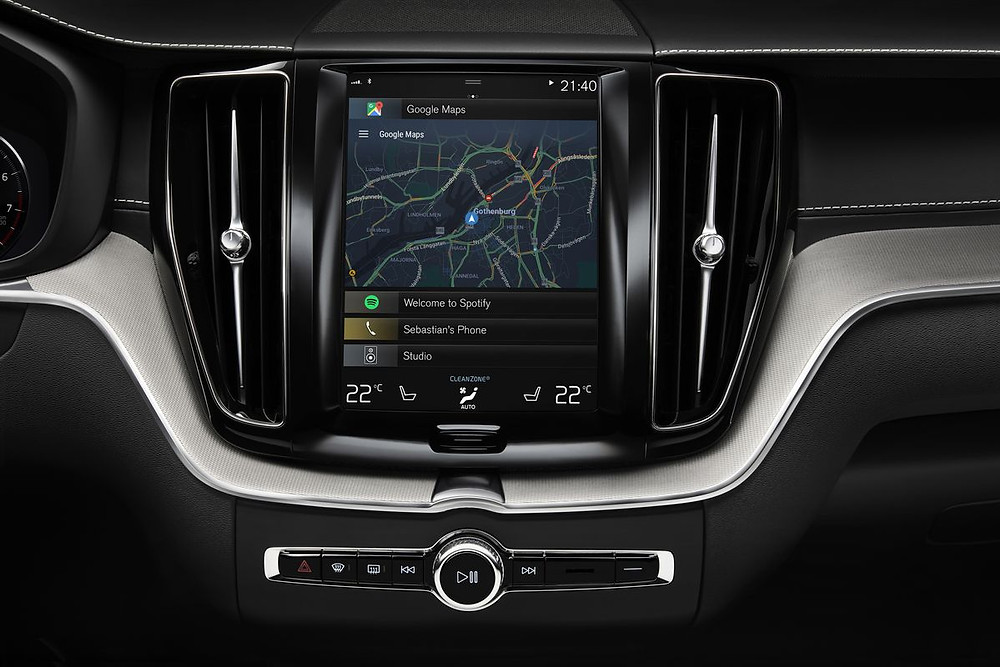 Audi and Volvo will use Android as the operating system in upcoming cars - Read More from The Verge