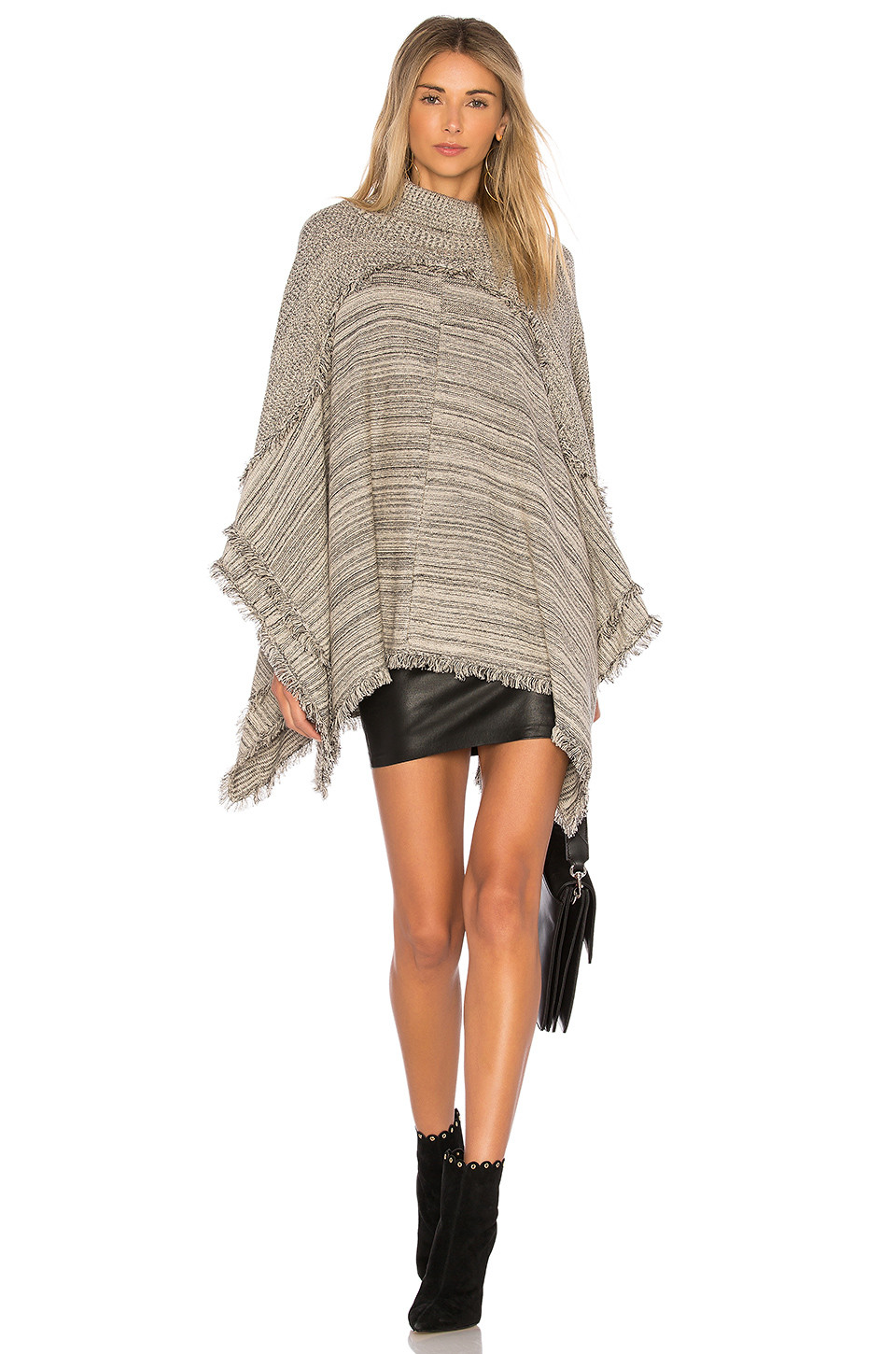 MICHAEL STARS Michael Stars Totally Twisted Poncho $88