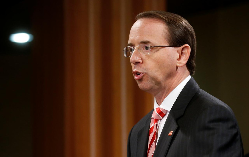 Republican lawmakers launch move to impeach Justice Department's Rosenstein - Read More from Reuters