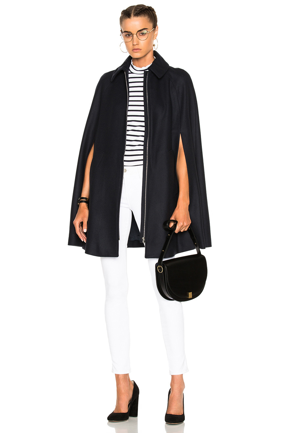 A.P.C. Milan Cape now $344