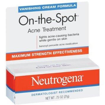 Neutrogena On-the-Spot Acne Treatment $6.79