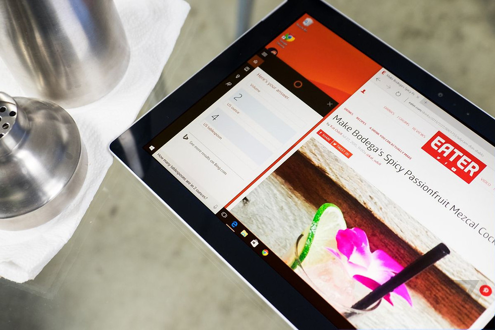 Cortana now supports Google Calendar - Read More from The Verge