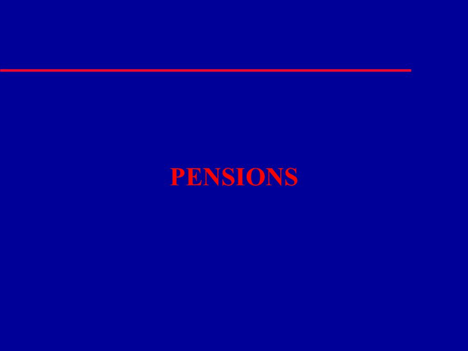 Vested Pension Benefits - Read More from Zacks