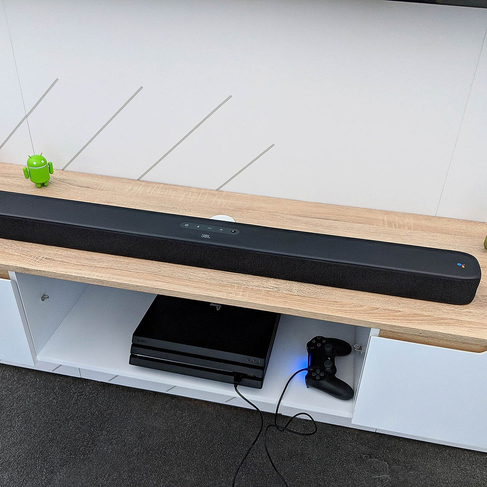 JBL's Android TV soundbar will sell for $400 in October - Read More from The Verge