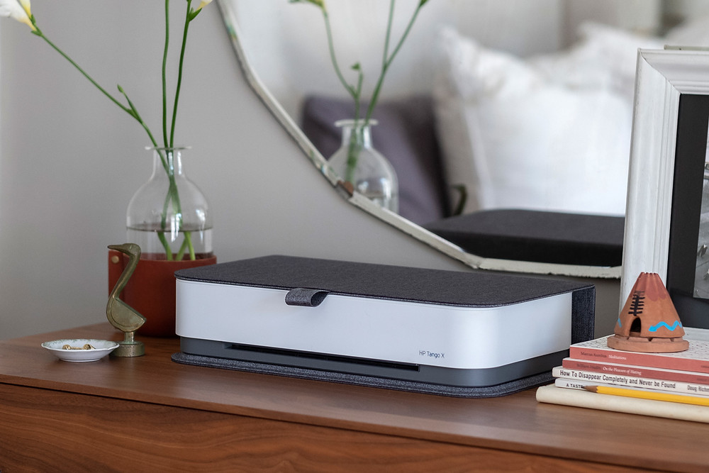 HP's voice-controlled Tango printer can be disguised as a book - Read More from Engadget