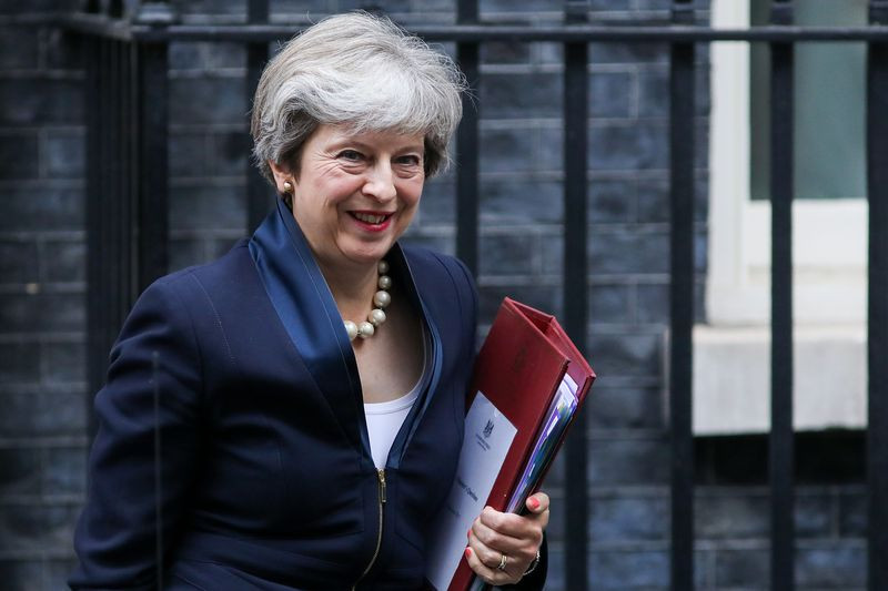 May's Brexit Law Passes First Hurdle as Rebels Demand Re-Writes - Read More from Bloomberg