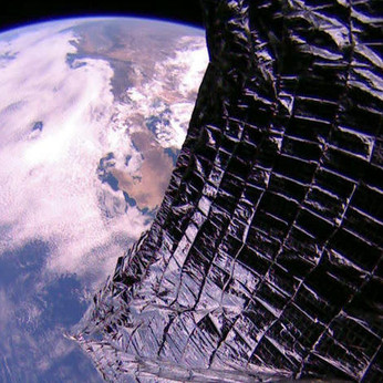LightSail 2, Pushed by Sunlight, Raises Its Orbit by 10,500 Feet in Just Two Weeks