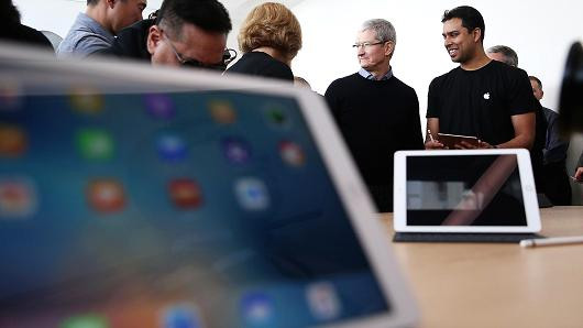 Three new iPads to jumpstart Apple's business this spring, top analyst says - Read More from CNBC
