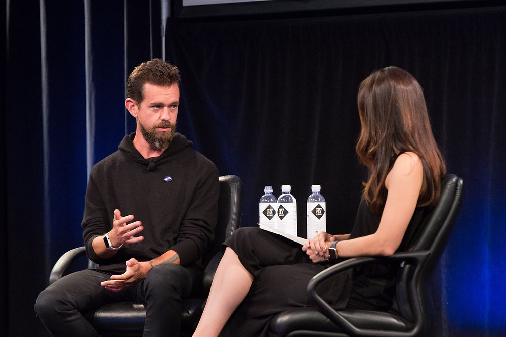 Square founder Jack Dorsey talks bitcoin and says blockchain is the 'next big unlock' - Read More from The Verge