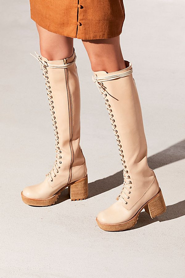 Jeffrey Campbell Haley Over The Knee Boot $328
