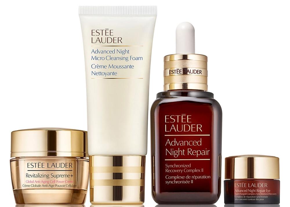 Estee Lauder  Advanced Night Repair + Renew Set $98