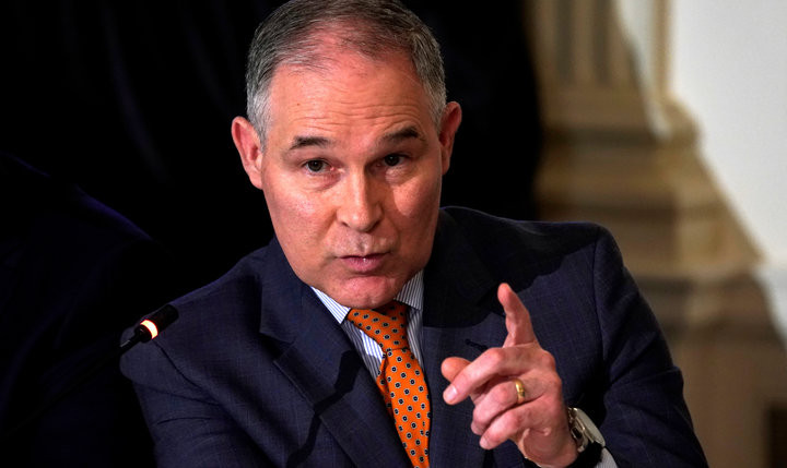 EPA poised to announce rejection of Obama vehicle fuel efficiency rules - Read More from Reuters