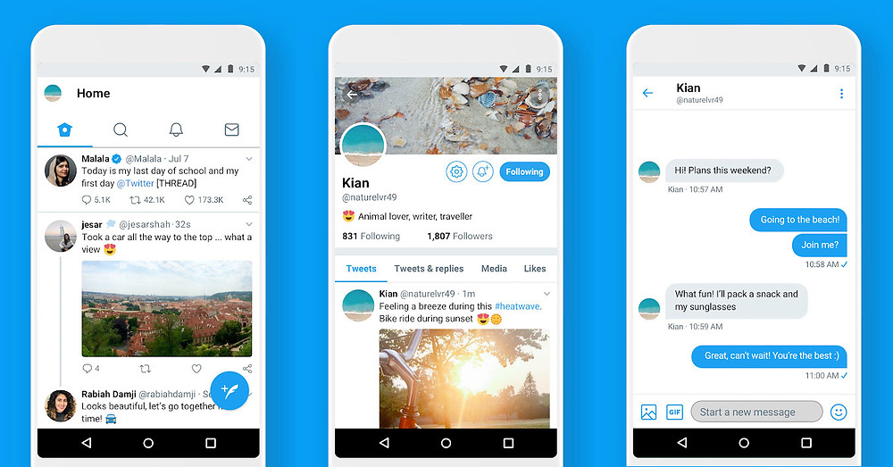 Twitter Lite is now available in 21 more countries - Read More from Engadget