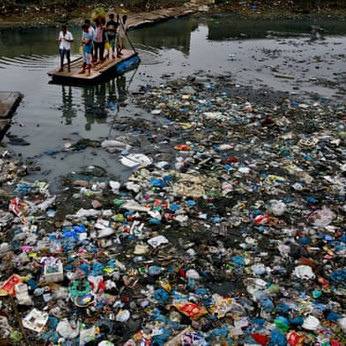 Mismanaged waste 'kills up to a million people a year globally'