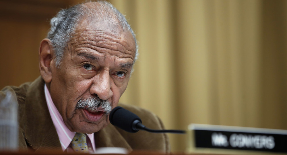 Conyers accuser says he 'covered the whole thing up' - Read More from Politico