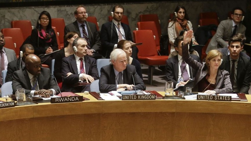What UN Vote on Israeli Settlements Means -- and What's Next - Read More from Bloomberg News
