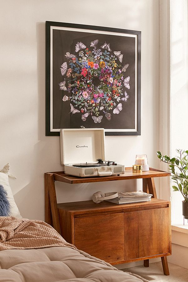 Fleuriosity Butterfly Garden Art Print $29.00 – $399.00