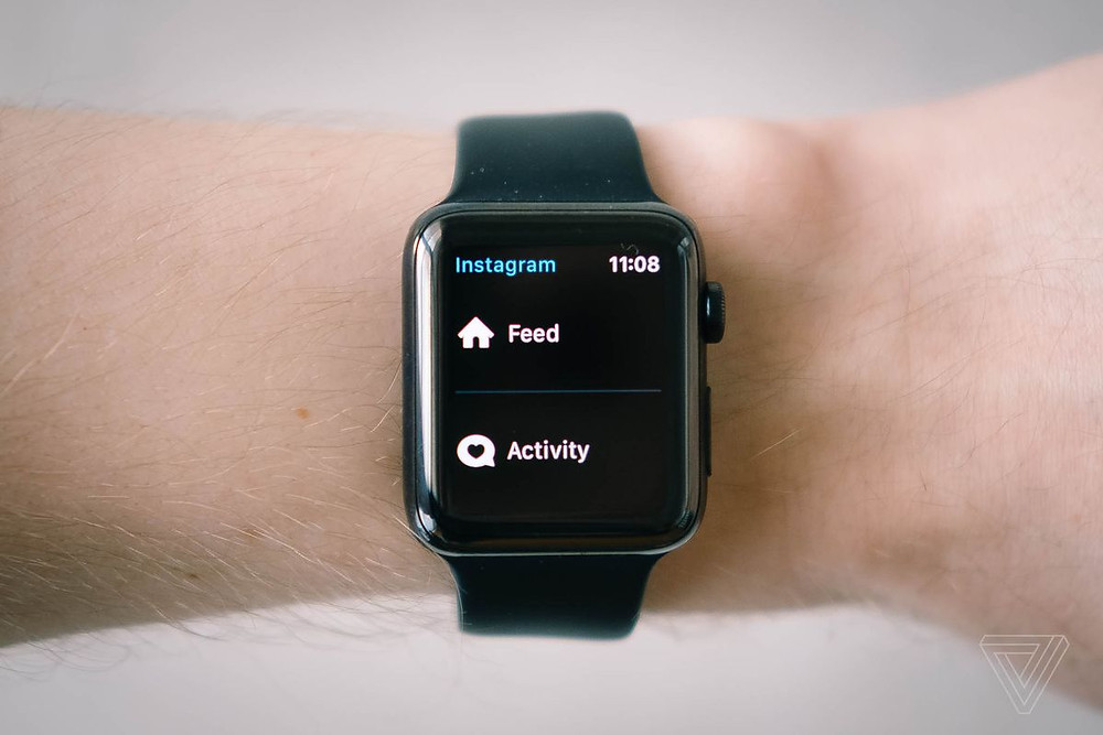 Instagram abandons its Apple Watch app - Read More from The Verge