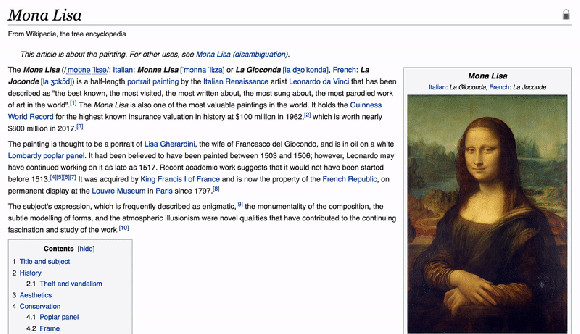Wikipedia has added page previews for easier browsing - Read More from The Verge