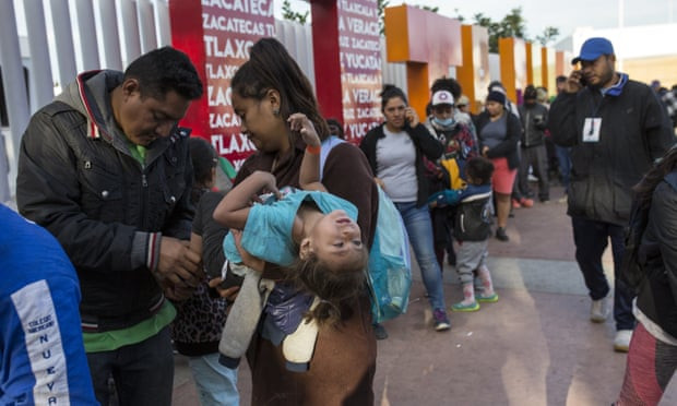 Trump plan to curtail asylum claims violates US law, court hears - Read More from The Guardian