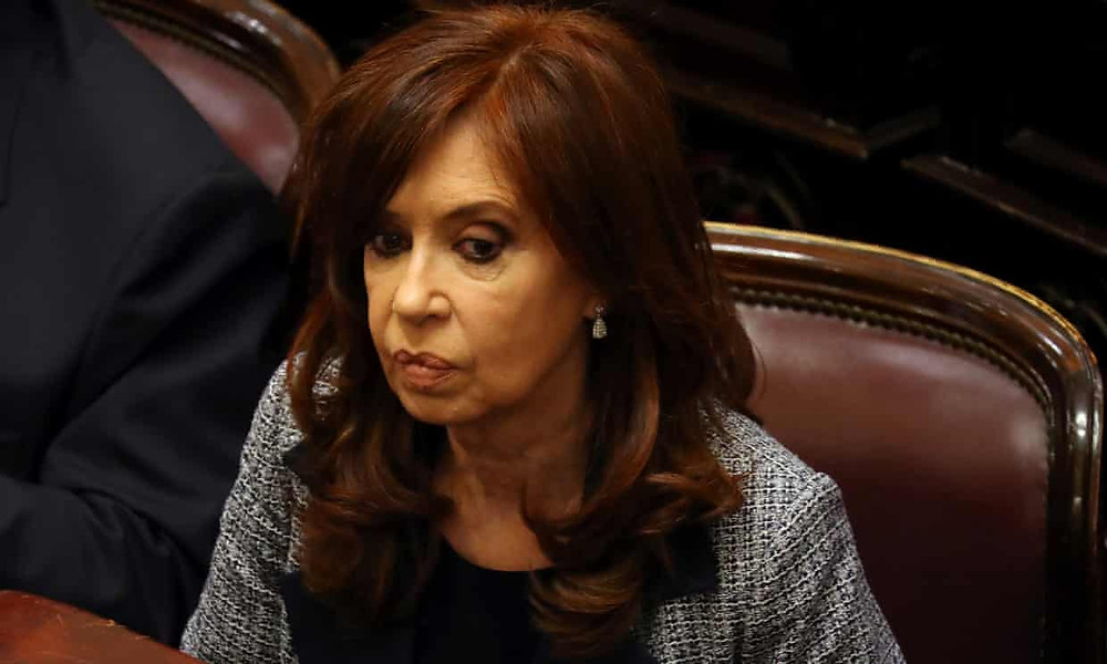 Argentina: ex-president Cristina Fernández charged in bribery scandal - Read More from The Guardian