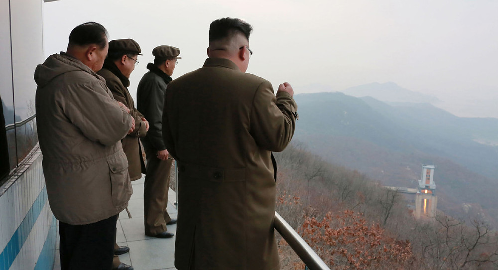 North Korea tests missile ahead of Trump-Xi meeting - Read More from Politico