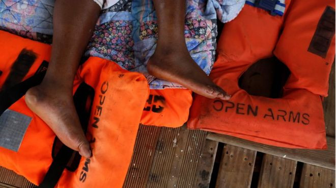 Migrant crisis: Italy to accept arrivals until deal reached - Read More from BBC News