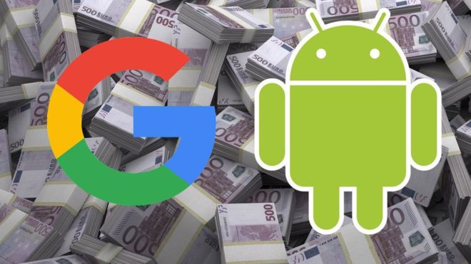 Google braced for giant Android fine from EU - Read More from BBC News