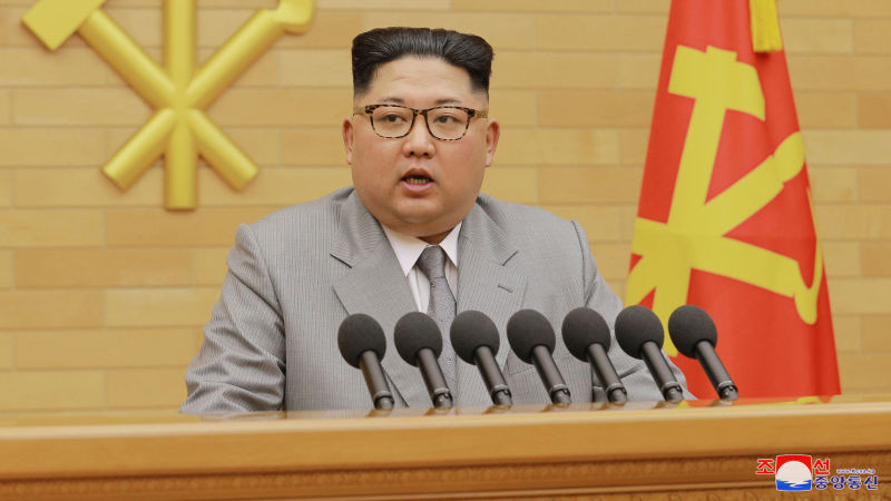 Kim Jong Un Claims to Have Literal Nuclear Button 'Always on the Desk of My Office' - Read More from Gizmodo