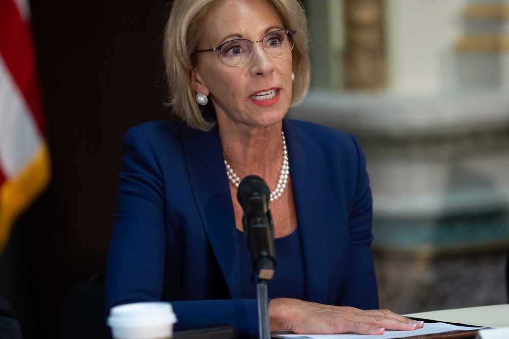 Judge rules DeVos delay of Obama-era student loan rules 'unlawful' - Read More from Politico