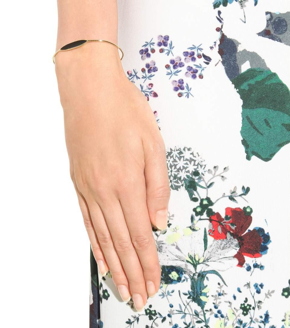 ALIITA Chromatic Indicator 9kt gold bracelet now $160