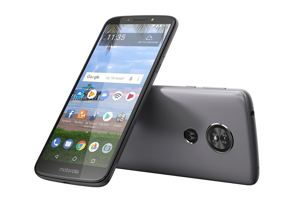 Motorola's Moto E5 comes to the US for $100 - Read More from The Verge