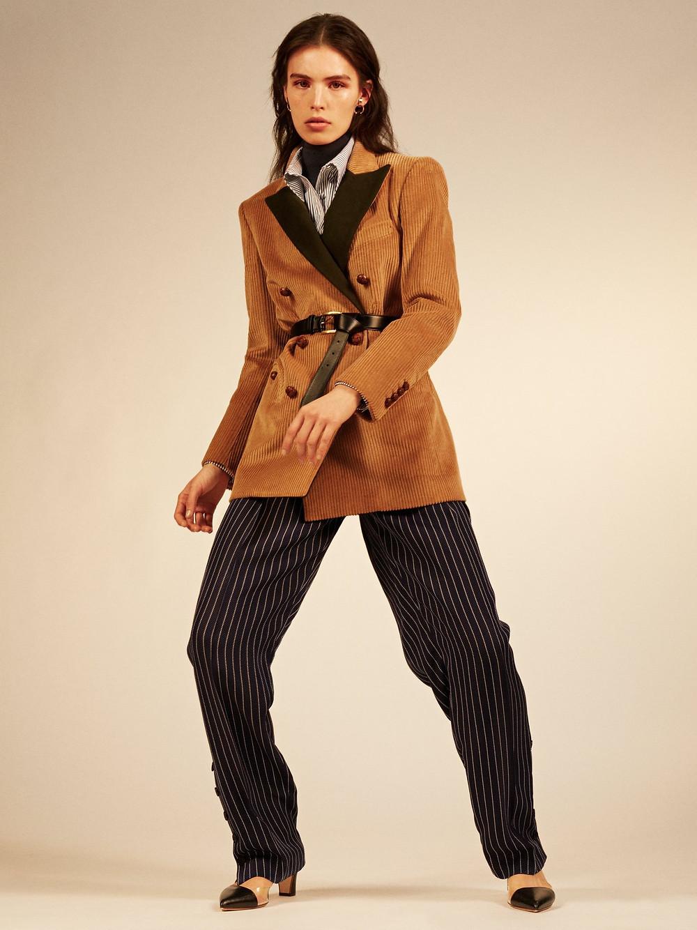 Blaze Milano Classic Touch Everyday corduroy blazer $749
