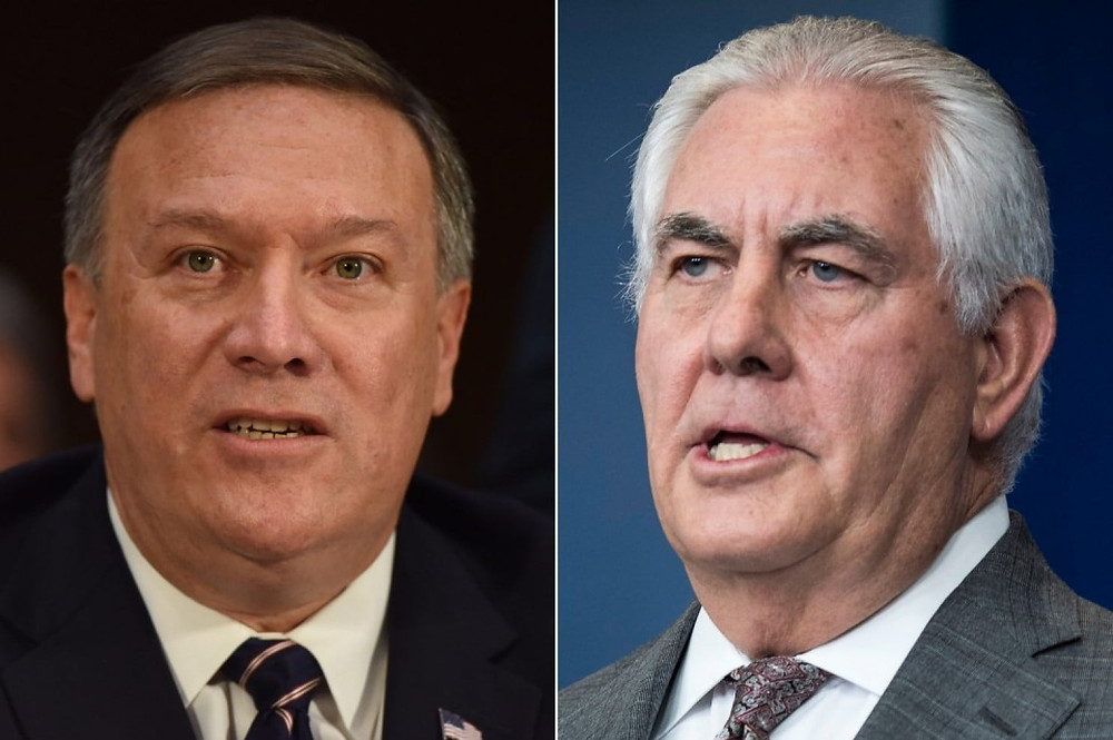 White House readies plan to replace Tillerson with Pompeo at State, install Cotton at CIA - Read More from The Washington Post