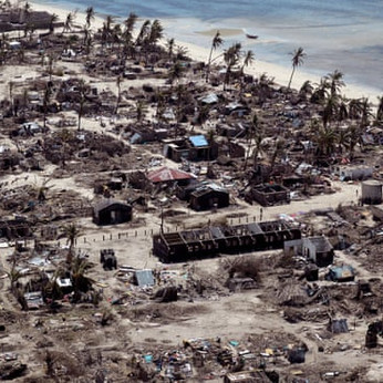 One climate crisis disaster happening every week, UN warns