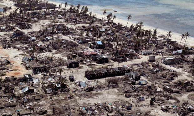 One climate crisis disaster happening every week, UN warns - Read More from The Guardian