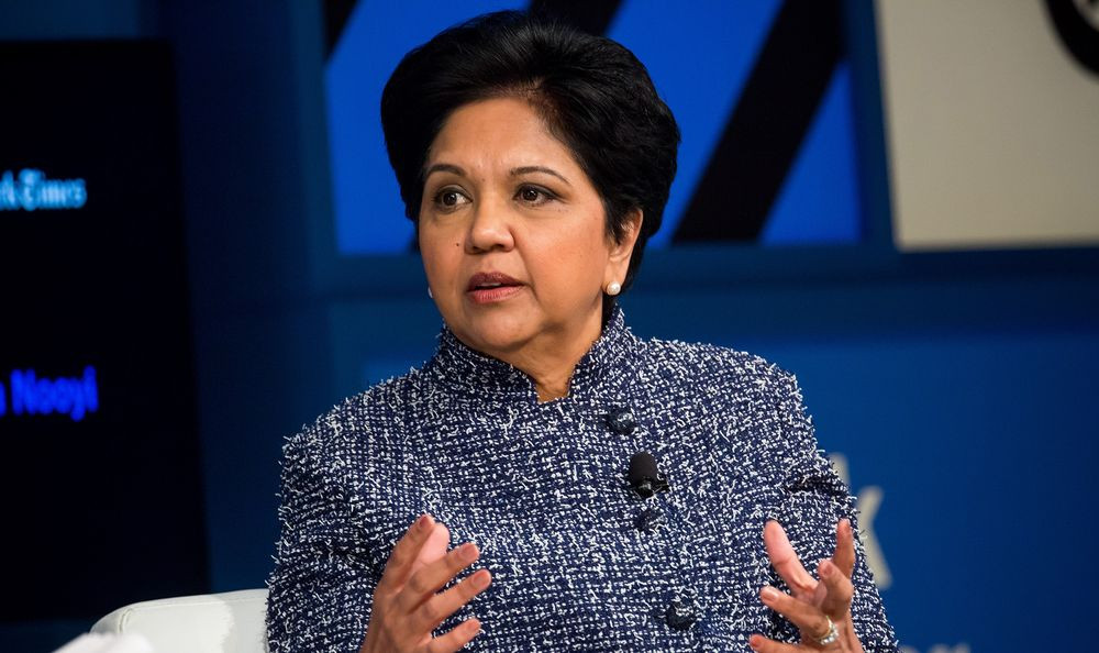 Amazon Appoints Former Pepsi CEO Indra Nooyi to Board - Read More from Bloomberg News