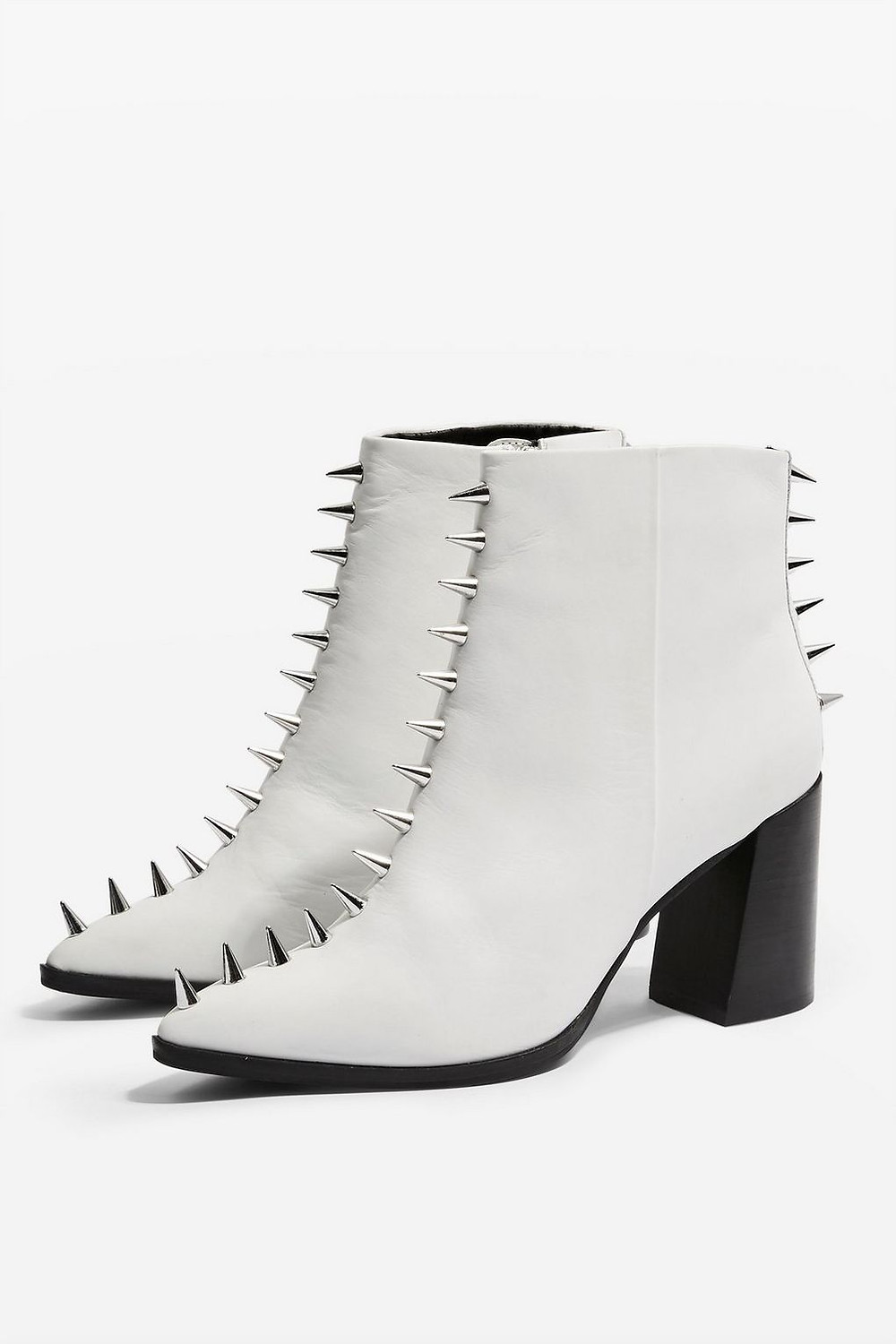 HEX Studded Boots $150