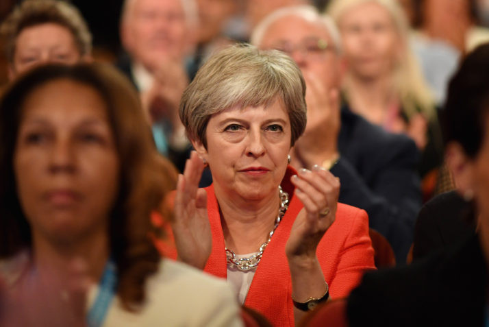 Theresa May unveils new UK immigration system - Read More from Politico